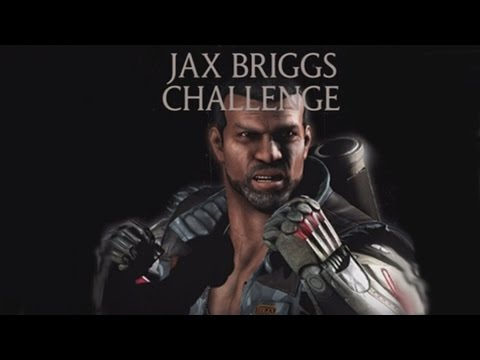 Mortal Kombat X (iOS/Android) JAX BRIGGS CHALLENGE Lets play Gameplay