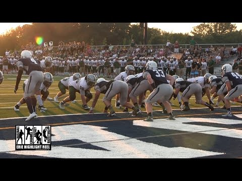 McDowell Trojans Lake Catholic High School Football 2014