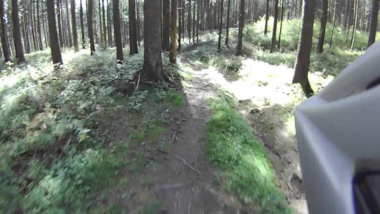 Single trails harz