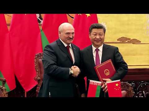 """Китайско-Белорусский индустриальный парк """"Великий камень"""""""