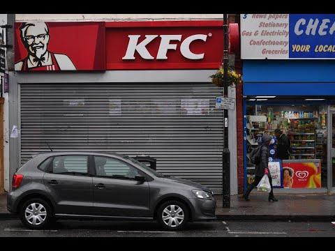 إغلاق 800 مطعم KFC في بريطانيا بسبب نفاذ الدجاج  - نشر قبل 8 ساعة