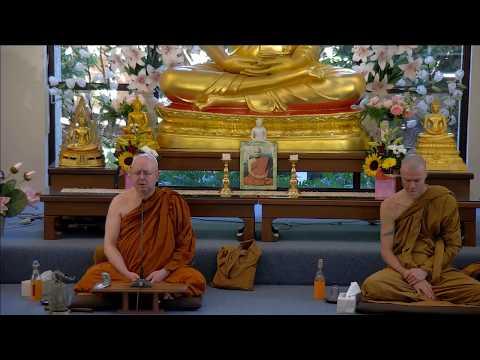 Guided Meditation | Ajahn Brahm | 10 March 2018