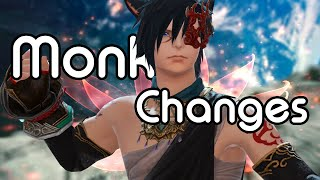 Monk Changes | FFXIV Endwalker Media Tour