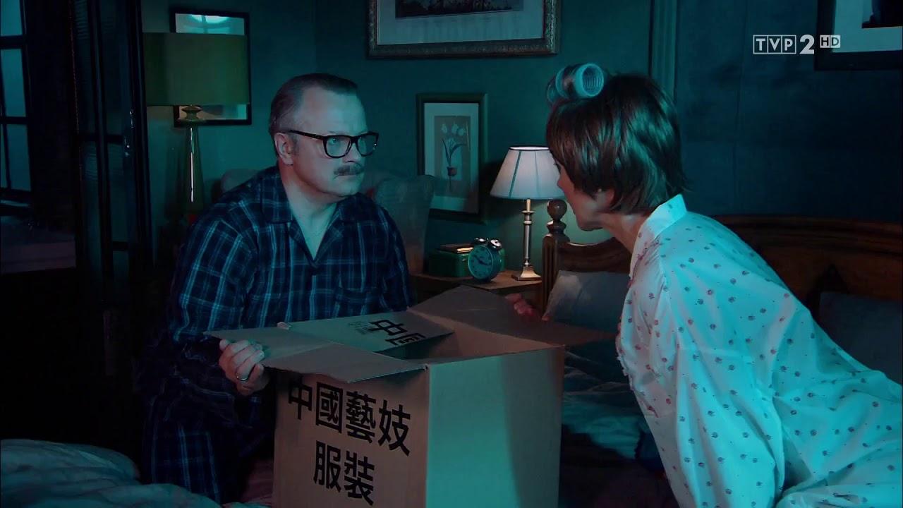 """""""Pod wspólnym niebem"""" – Być jak chińska kurtyzana – scena z odc. 6"""