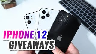 iPhone 12 Giveaway & Review  🔥🔥🔥