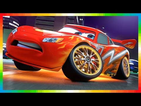 Cars Toon - ENGLISH - Mater's Tall Tales - Maters - McQueen