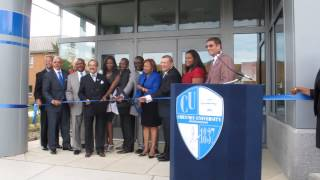Cheyney Cuts Ribbon To New State-of-the-art Science Center With Planetarium And Greenhouse