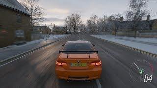 Forza Horizon 4 - 2010 BMW M3 GTS Gameplay [4K]