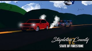 ROBLOX | Firestone DHS Patrol Chase