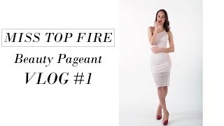 How I prepare for Miss Top Fire Beauty Pageant | VLOG #1