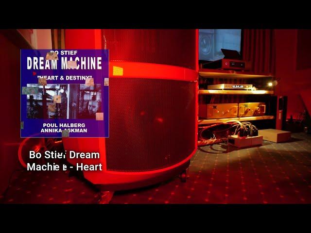 Бинауральная запись акустики MartinLogan Neolith [выставка Hi-Fi & High End Show 2021]