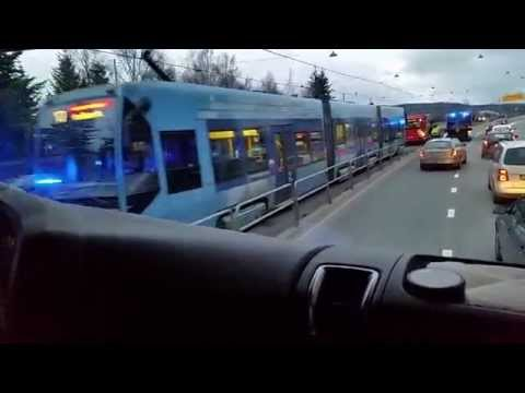 Bad Bussruter In Oslo Sinsenkrysset