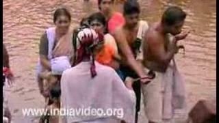 Kottiyoor Siva Temple annual festival River Bavali Kannur
