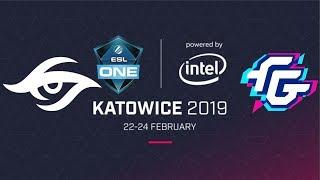 Live English Stream: Team Secret vs Forward Gaming | Best of 2 | ESL One Katowice | Group Stage