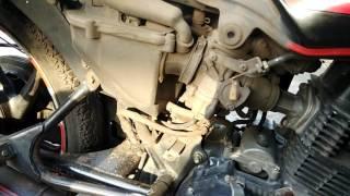 Honda shine mailege setting