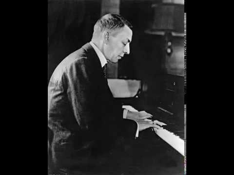 Rachmaninoff Piano Concerto No 2 in C Minor Op 18