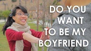 Do You Want To Be My Boyfriend [frozen Parody]