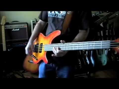 Ibanez SRX Series SRX3EXQM1 Bass Guitar for Sale Demo/Review - YouTube