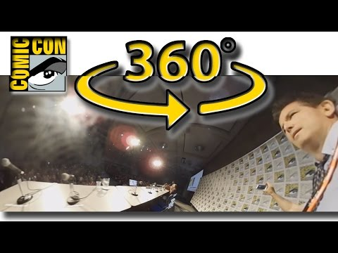 My Comic Con Experience in 360° | Butch Hartman
