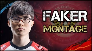 Best of Faker - 2016 Montage