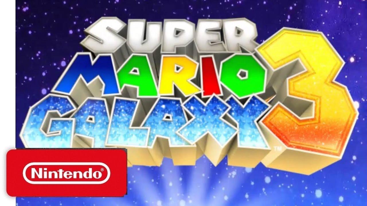 Super Mario Galaxy 3 - Nintendo Switch Presentation 2019 Trailer