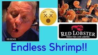 Red Lobster Endless Shrimp!