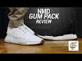 ADIDAS NMD GUM PACK REVIEW