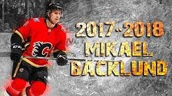 Mikael Backlund - 2017/2018 Highlights