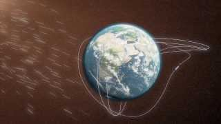 ESA Swarm satellites launched to explore the Earth