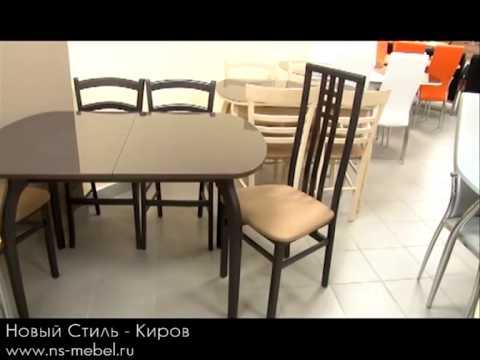 Кухонные стулья на металлокаркасе для кухни Собрание