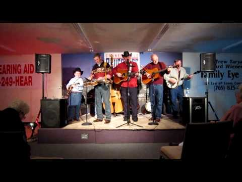 """Kyle Ramey at 8 years old plays """"Rawhide"""" on Mandolin"""