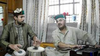 KALI GHAGHARI LIYAYA HO -:- PAHARI HIMACHALI FOLK SONG :