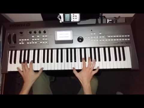 One Direction - Infinity (how To Play On Piano)