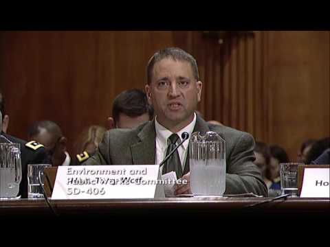 Wyoming's Terry Wolf Testifies on Need to Address Ice Jam Flooding in Rural Areas