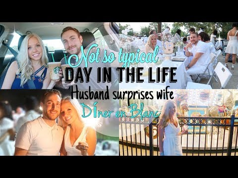 BEASTON FAMILY VLOGS 2017// NOT SO TYPICAL DAY IN THE LIFE // HUSBAND SURPRISES WIFE!!