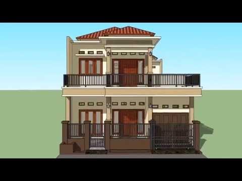 Revisi (3) Design Rumah Tinggal Bapak Sutoko (by Sudarmanto)