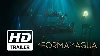 A Forma da Água | Trailer Oficial 2 | Legendado HD