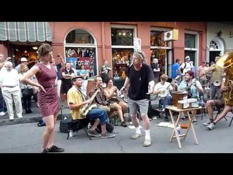 Tuba Skinny plays