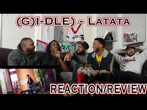 [MV] (G)I-DLE ((여자)아이들) - LATATA MUSIC VIDEO REACTION/REVIEW