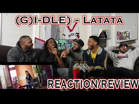 [MV] (G)I-DLE ((여자)아이들) - LATATA MUSIC VIDEO REACTION/REVIEW