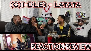 Mv G I Dle 여자 아이들 Latata Music Audio Reaction Review