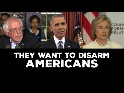 The Democrats Answer To Terrorism: Disarm Americans