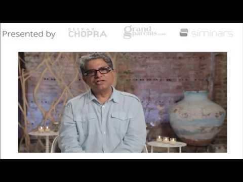 Timeless You with Deepak Chopra | Ageless body timeless mind | Reverse your age | Online Course