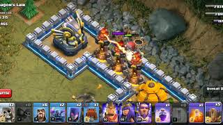 Clash of Clans - Dragon's Lair - TH11 - 3 Star