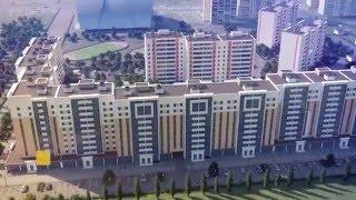 видео  коттедж или дачу в городе в Набережной Челнах в черте или за городом на 3D-Dom