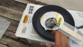 Hawkins Futura Non-Stick Frying Pan 26cm Unboxing in Hindi