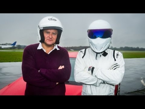 Hugh Bonneville Behind the Scenes | Top Gear | Series 21