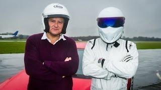 Hugh Bonneville Behind the Scenes | Top Gear | Series 21