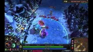 League of Legends: Clash of Fates Beta Ownage HD
