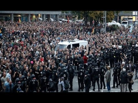 German Riots In Chemnitz, Is This The Tide Turning?